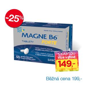 Magne B6 Forte tablety