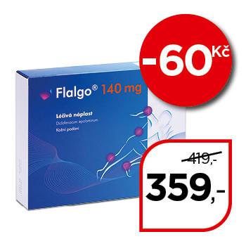 Flalgo® 140 mg  léčivá náplast