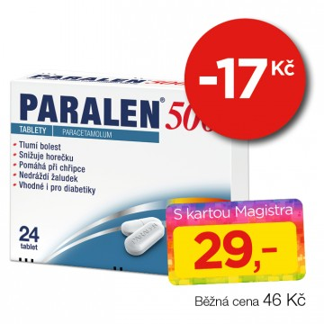 Paralen® 500