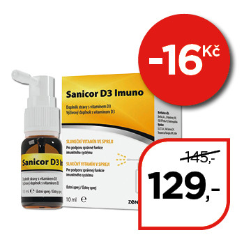 Sanicor D3 Imuno