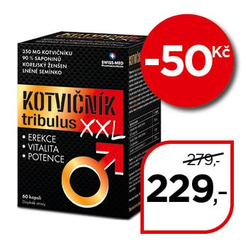 Kotvičník tribulus XXL