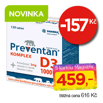 Preventan® Komplex D3 1000 IU