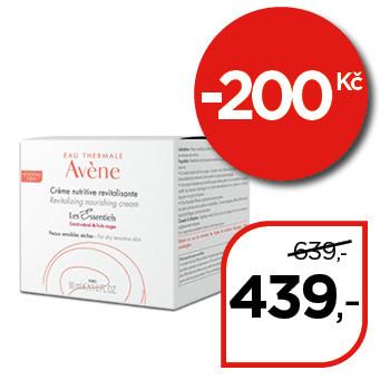 Avene Extra výživný revitalizační krém