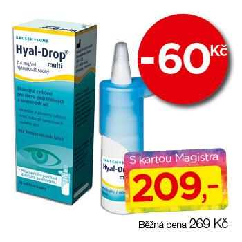 Hyal-Drop® multi oční kapky