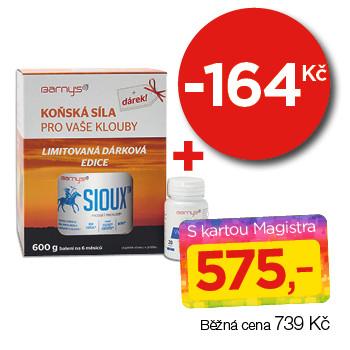 Barny´s SIOUX 600 g