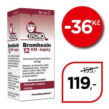 Bromhexin 12 KM