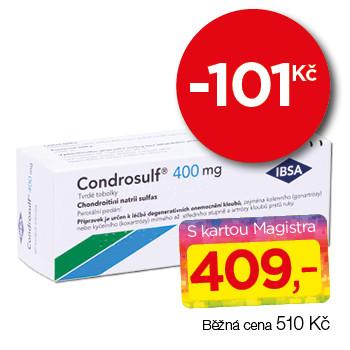 Condrosulf® 400 mg