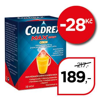 Coldrex® MAXGrip Citron