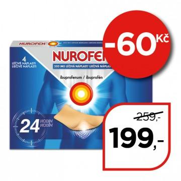 NUROFEN® 200 mg léčivá náplast