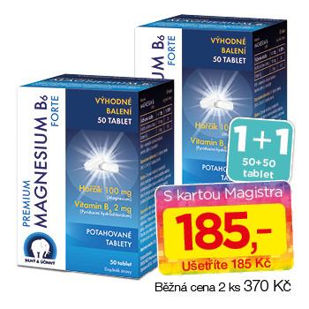 Premium Magnesium B6 FORTE