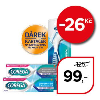 Corega Max Control