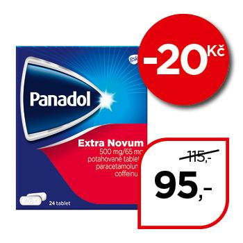 Panadol Extra Novum  500 mg/65 mg