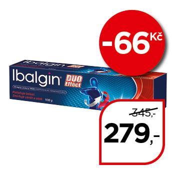 Ibalgin® Duo Effect