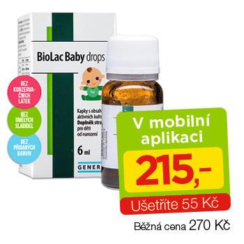 BioLac Baby drops kapky