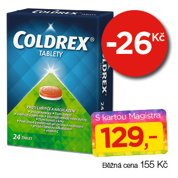 Coldrex® tablety