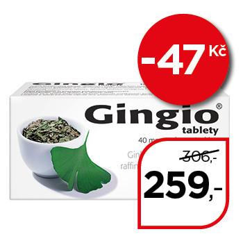 GINGIO® 120 mg potahované tablety