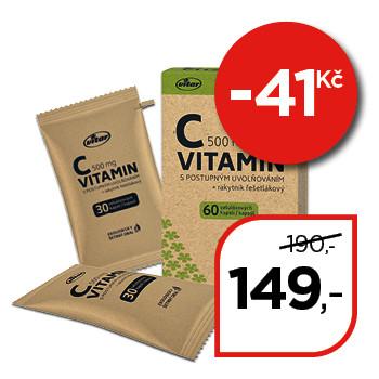 Vitar EKO Vitamin C 500 mg