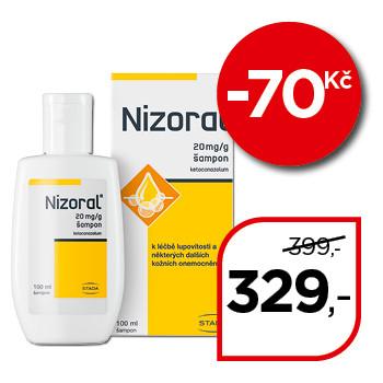 Nizoral® 20 mg/g šampon