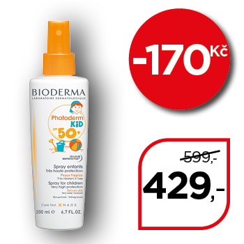 BIODERMA Photoderm Kid sprej SPF 50+