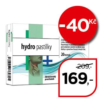Hydro pastilky