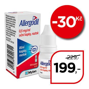 Allergodil® oční kapky