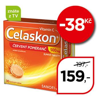 Celaskon® 500 mg červený pomeranč