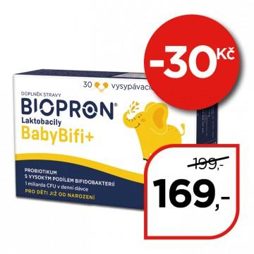 BIOPRON® Laktobacily BabyBifi+