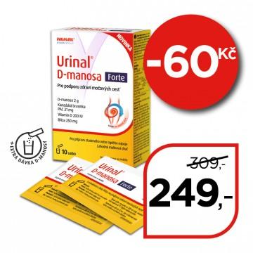 Urinal® D-manosa FORTE