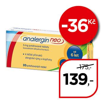 Analergin Neo 5 mg