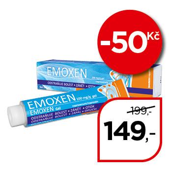 EMOXEN gel 100 mg/g