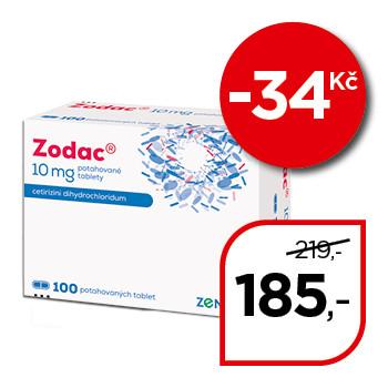 Zodac® 10 mg