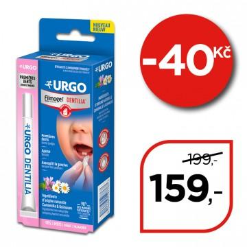 Urgo Filmogel Dentilia  gel na dětské dásně