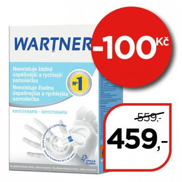 WARTNER® Kryoterapie