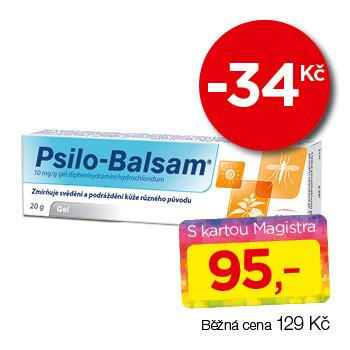 Psilo-balsam gel